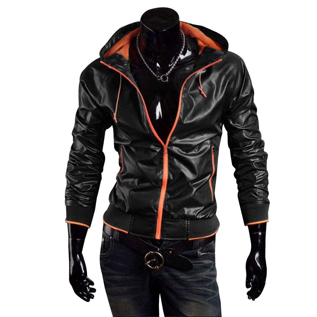 Handmade leather jacket