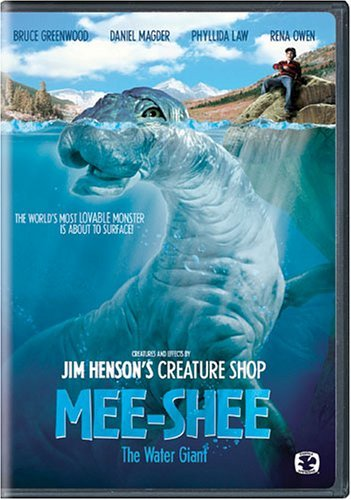 Mee-Shee:The Water Giant 2005 DVD Jim Henson's Creature Shop