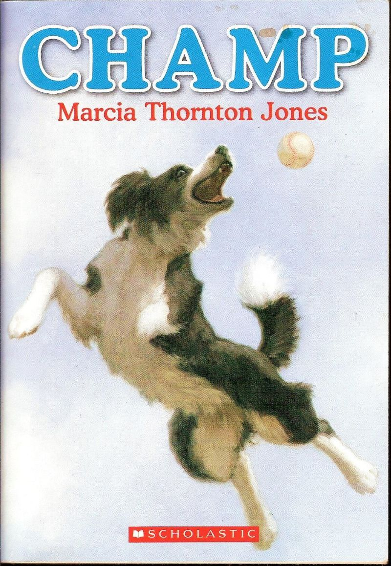 Champ by Marcia Thornton Jones Scholastic children 2007
