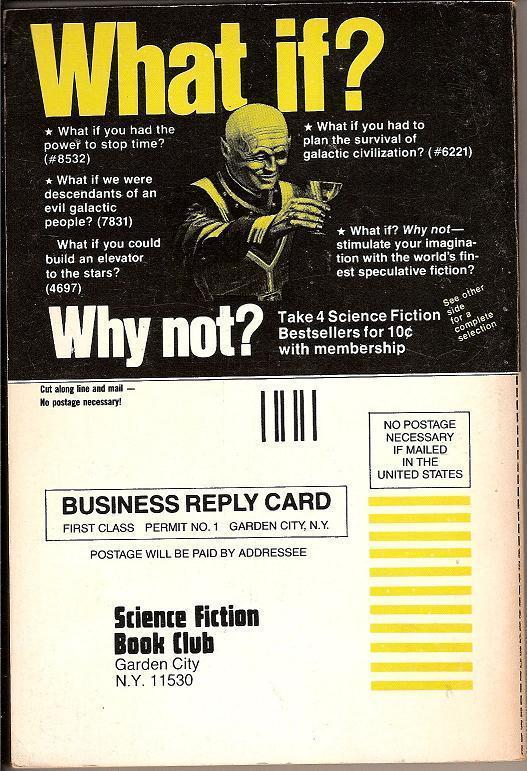 Image 1 of Isaac Asimov's Science Fiction Magazine March 1980
