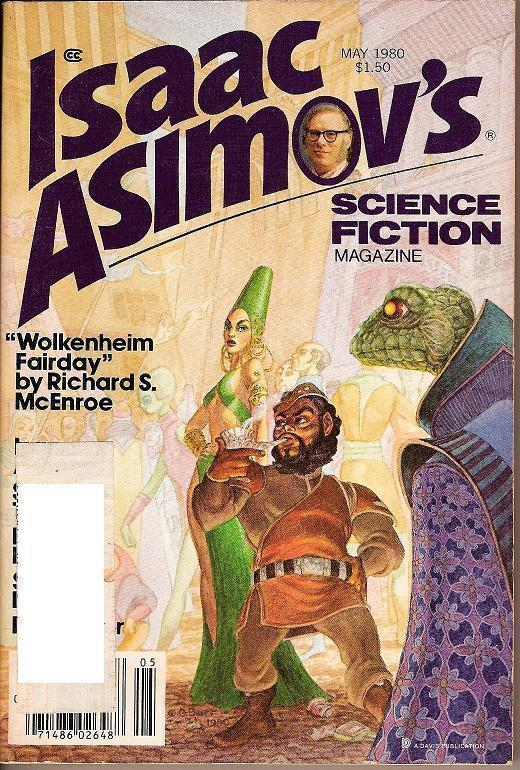 Isaac Asimov's Science Fiction Magazine May 1980