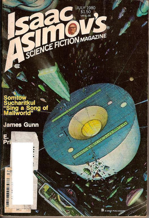 Isaac Asimov's Science Fiction Magazine July 1980