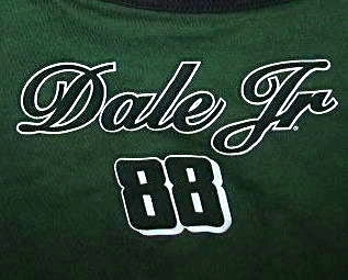 Dale Earnhardt Jr #88 NASCAR Winners Circle Tank top Wmns L