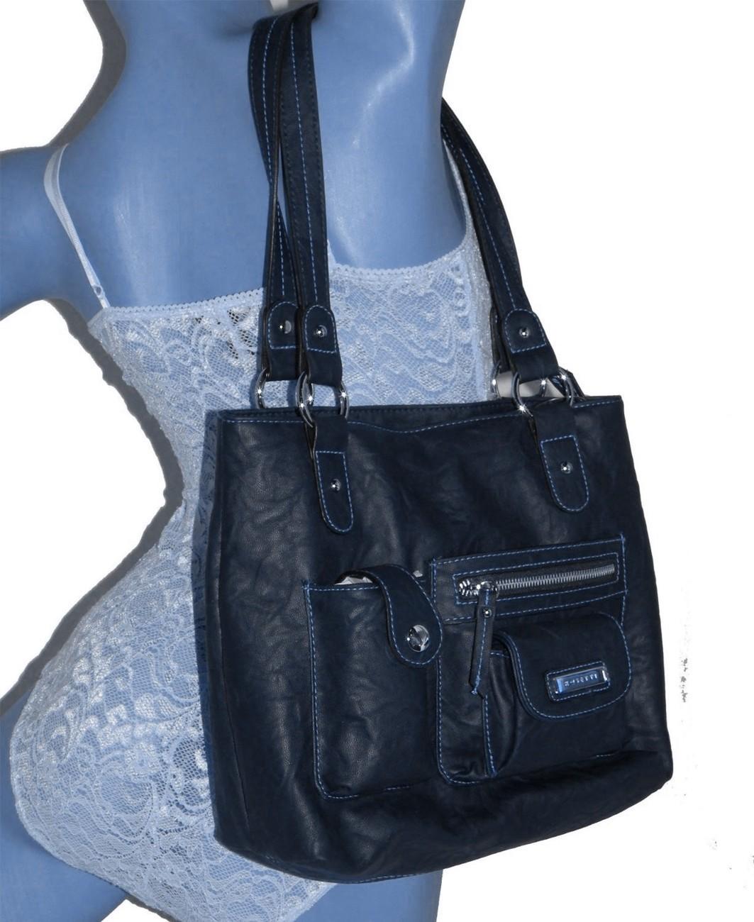 Nwt 39 s rosetti charlene black organizer handbag handbags - Organizer purses and handbags ...