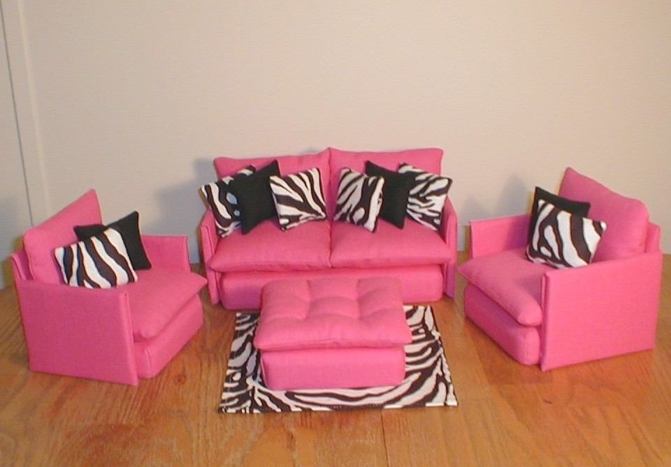 Captivating Zebra Living Room Furniture Part 19