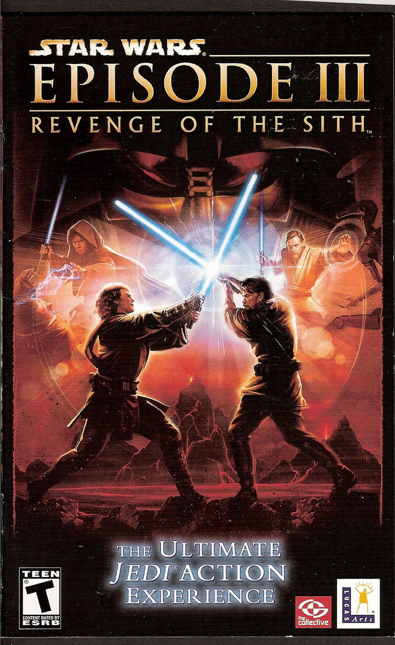 Star Wars Episode Iii Revenge Of The Sith Ps2 Video Game