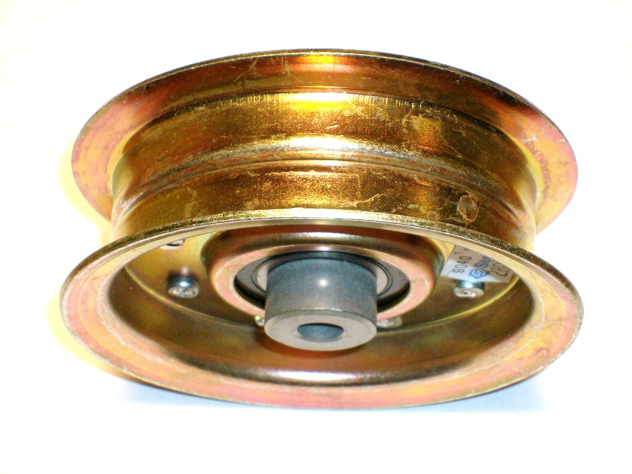 Lawn Mower Deck Pulleys : Quot cut deck idler pulley for ayp sears craftsman lawn