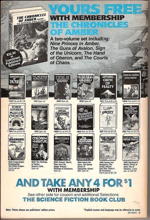 Image 1 of Isaac Asimov's Science Fiction Magazine November 1982