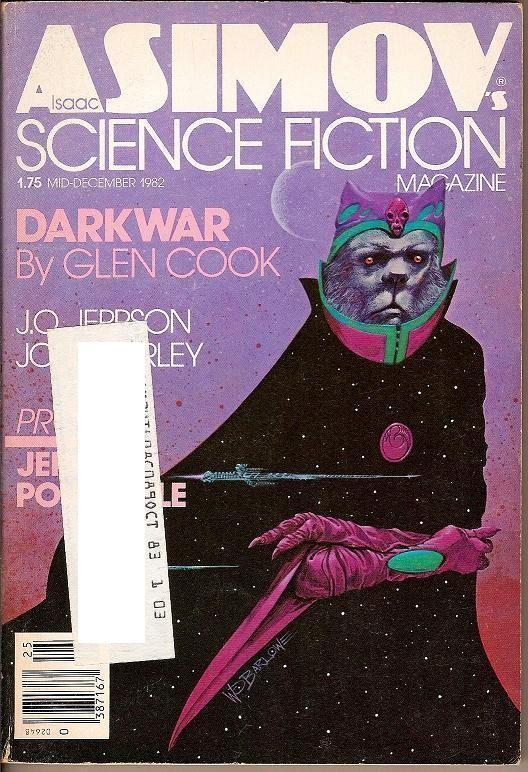 Image 0 of Isaac Asimov's Science Fiction Magazine Mid December 1982