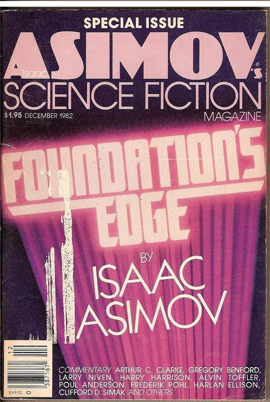 Isaac Asimov's Science Fiction Magazine December Special Issue