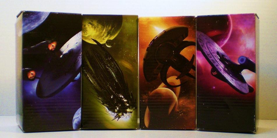 Image 4 of Star Trek Burger King collector glasses set of 4 2009