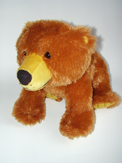 Kohl's Cares Brown Bear What Do You See Plush Eric Carle Stuffed Toy Kohls