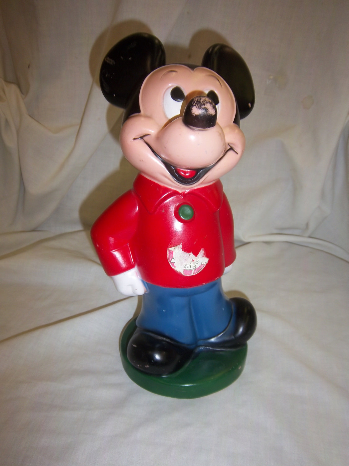 Used Mickey Mouse Piggy Bank For Sale 57 Ads In Us