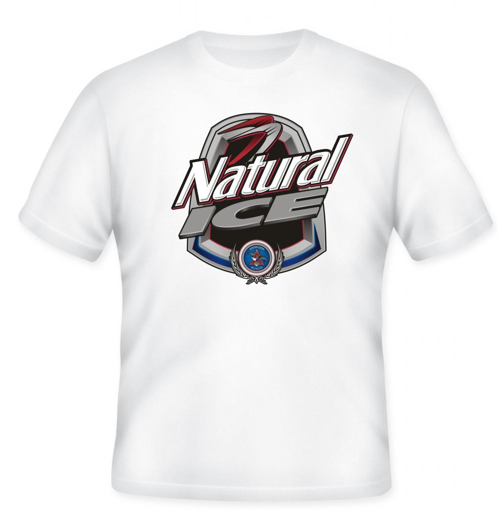Natural Ice Logo Natural Ice Beer Natty Light t