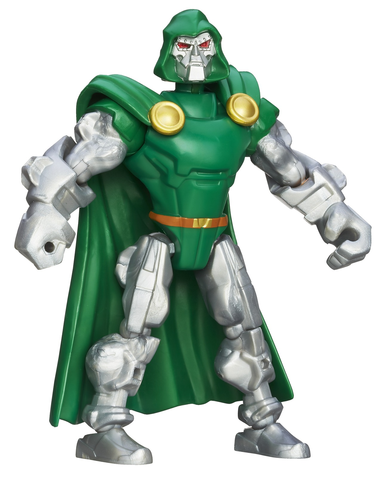 '.Marvel Super Hero Mashers.'