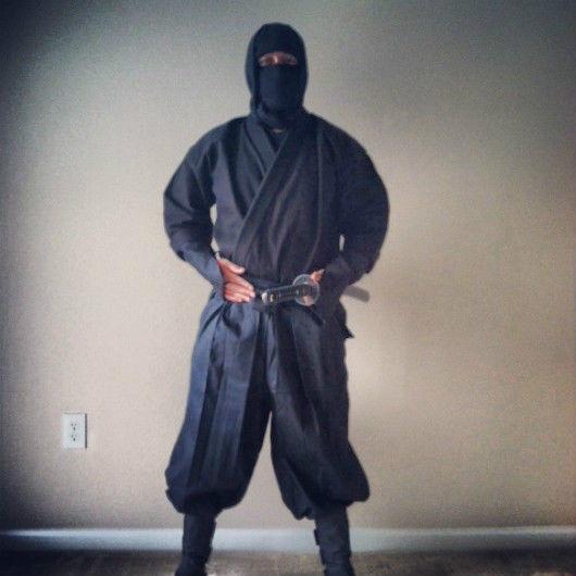 Real Ninja Uniform 108