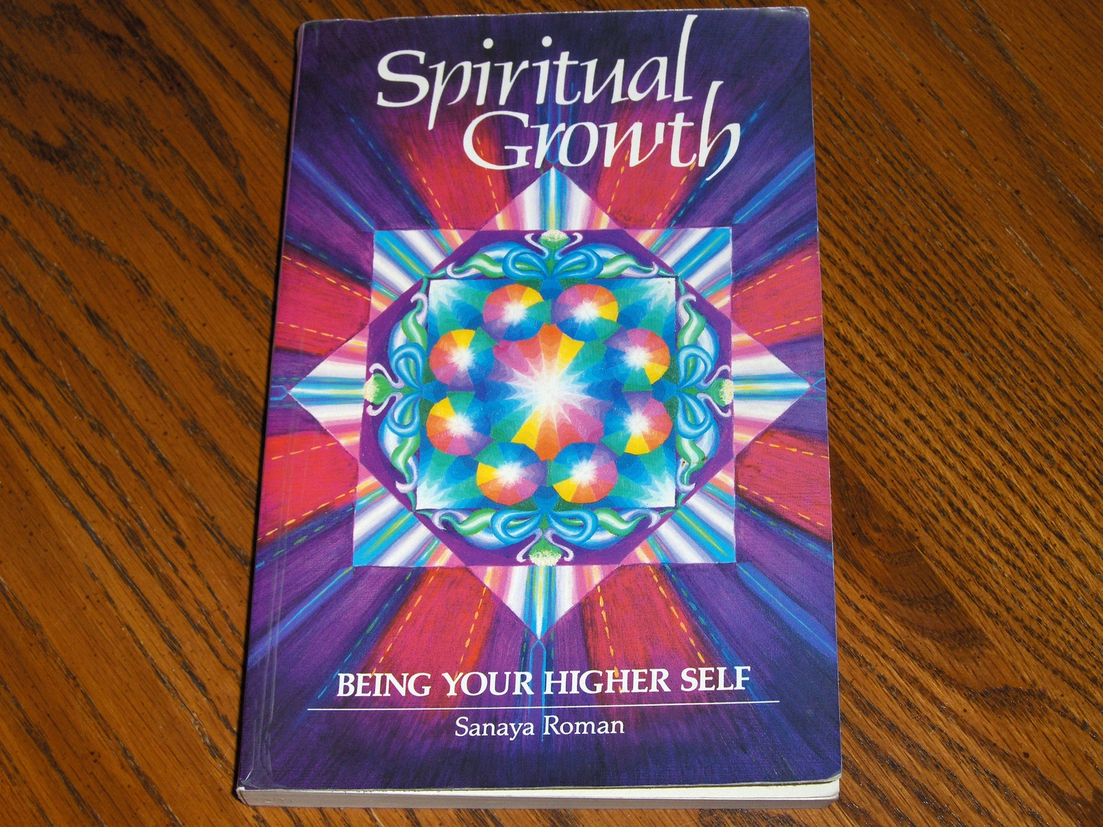 spiritual growth being your higher self pdf
