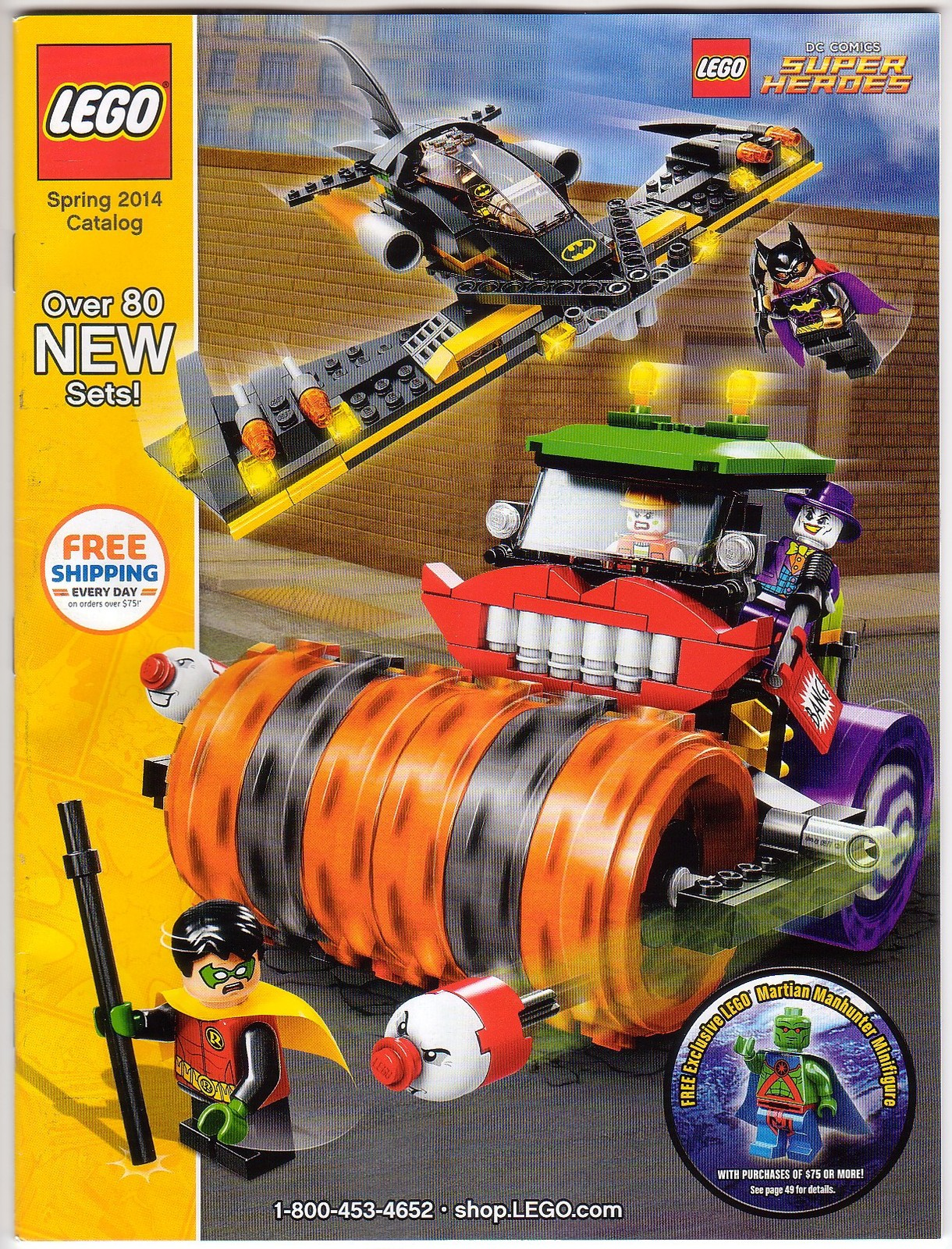 Call us at to request a catalog in English, for a French catalog in Canada, please call Fax your catalog request to us toll-free at FAX-LEGO (). Mail your request to LEGO Catalog Request, PO Box , Enfield, CT