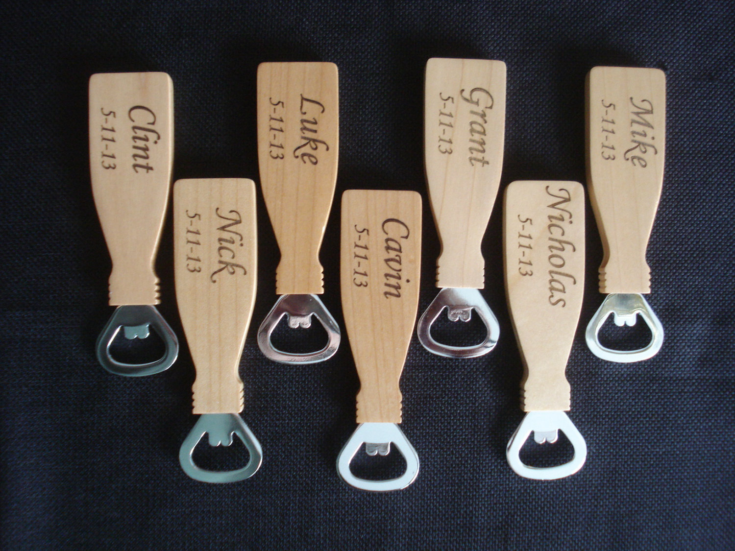 Good Wedding Party Gifts For Groomsmen : ... Bottle Openers - Great gifts for Wedding Party, - Party Favors