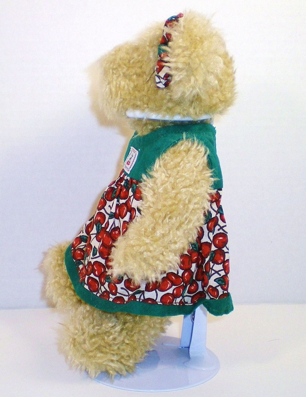 Image 1 of Boyds Bear Tia Cherrybeary 904093 Retired 2003 Cherry Jubilee Series