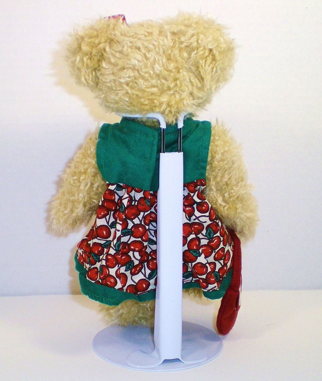 Image 2 of Boyds Bear Tia Cherrybeary 904093 Retired 2003 Cherry Jubilee Series