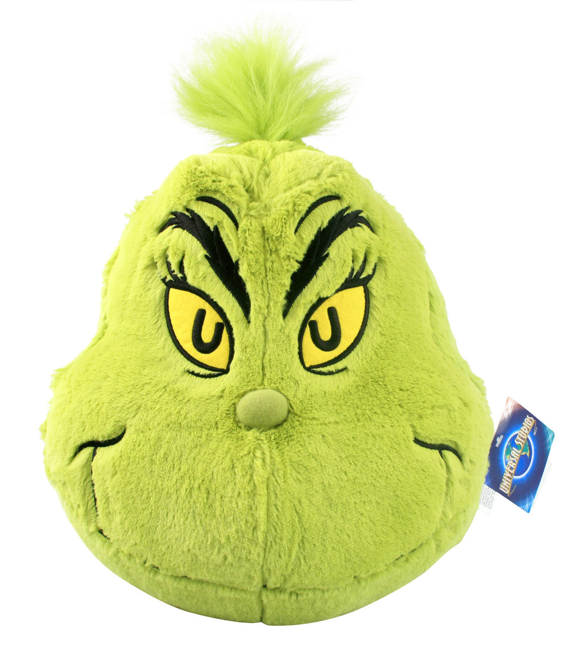 Grinch Face Dr seuss grinch green face