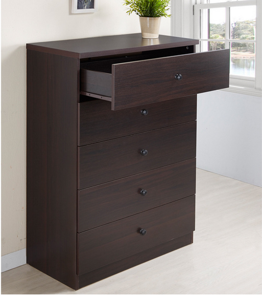 modern bedroom furniture chest contemporary wood storage family home