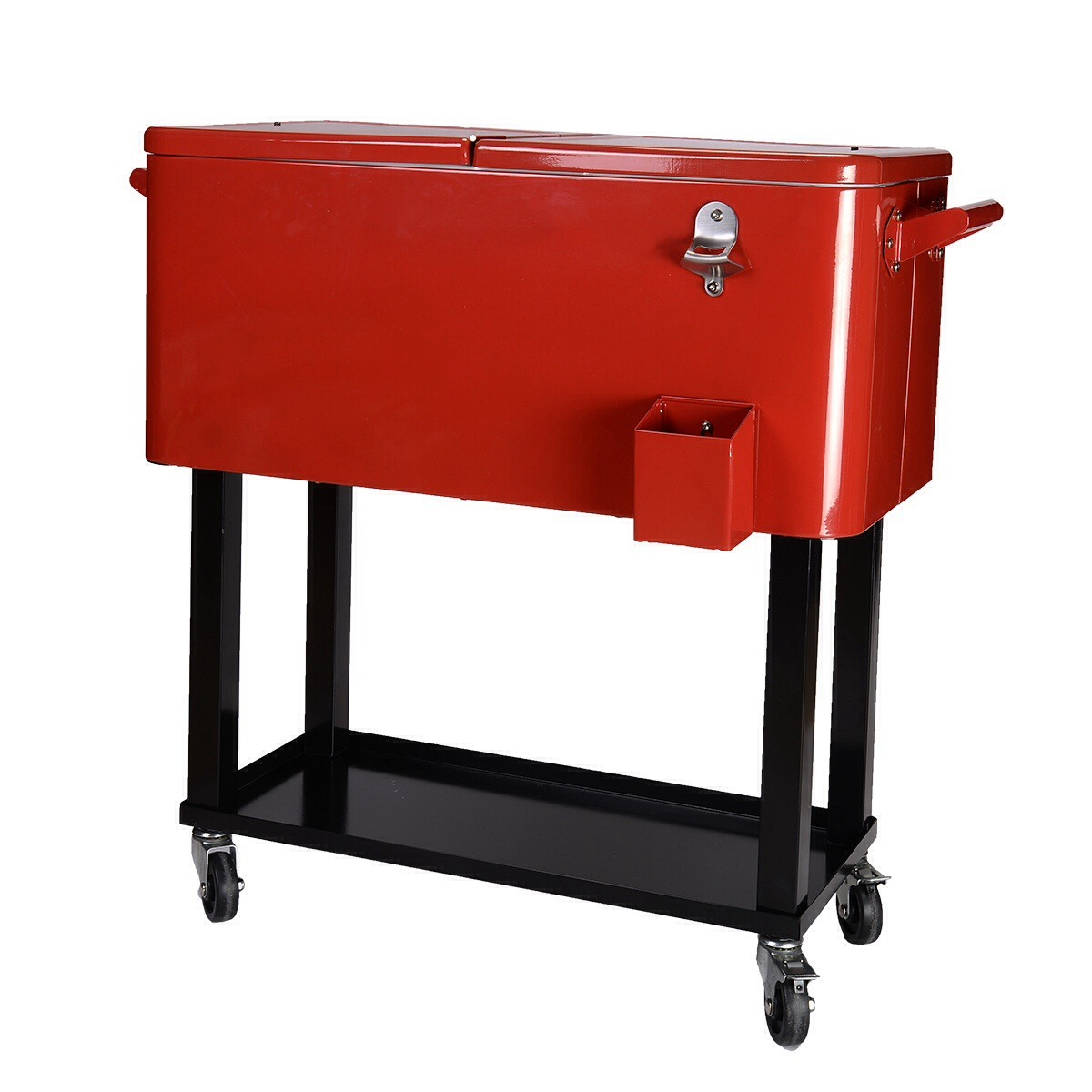 80 Quart Cooler Beer Cart Outdoor And 50 Similar Items