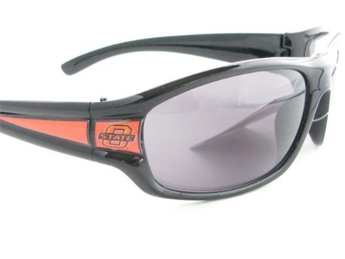 Glasses Frames Okc : Oklahoma State Cowboys OSU Black NCAA Sport Sunglasses ...