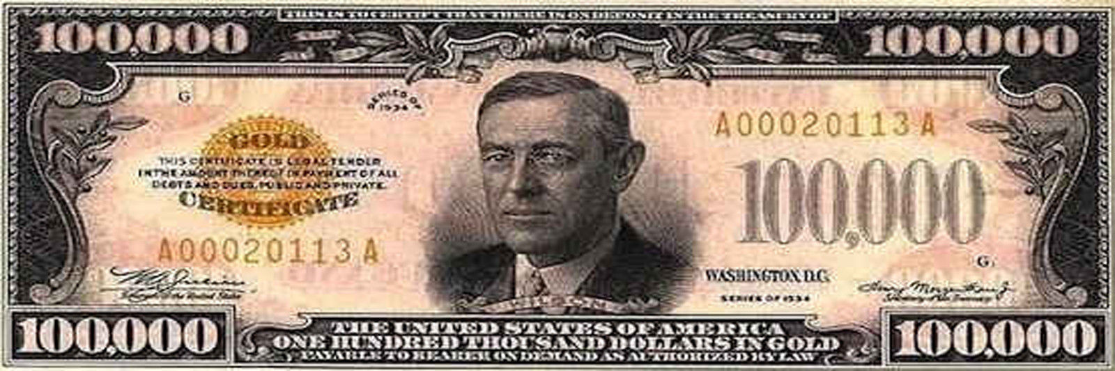 100 000 dollar bill bookmark and 50 similar items for 50000 dollar house