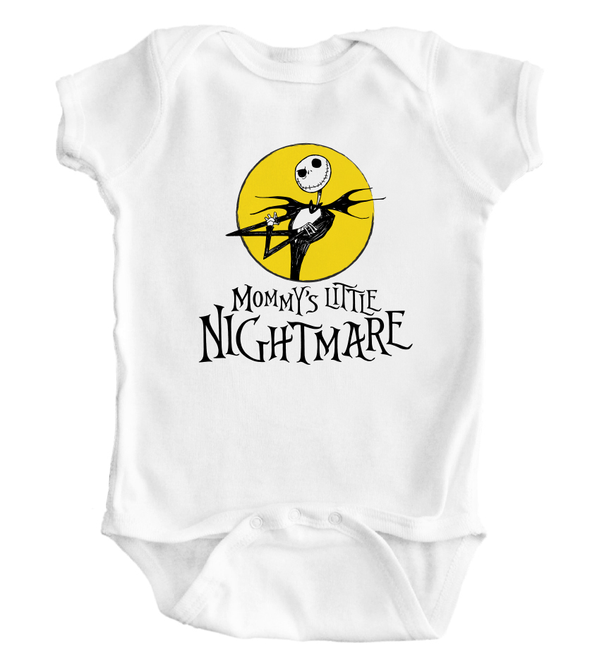 Nightmare Before Christmas Baby Romper / and 36 similar items