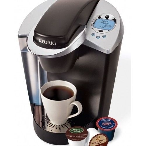 Keurig Coffee Maker Nz : Keurig Coffee Maker Single Serve K60/K65 Special Edition Chrome Accents Brewing - Single Serve ...