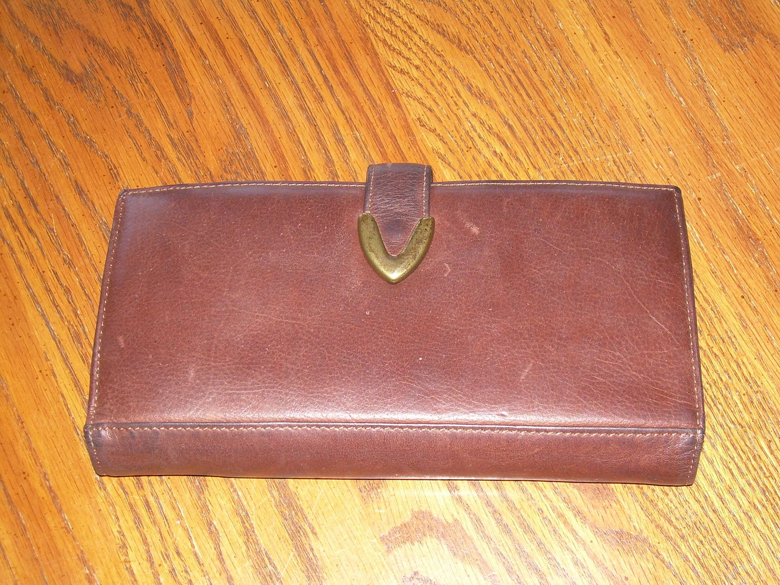 Boulder Ridge Wallet Brown Leather Travel And 50 Similar Items