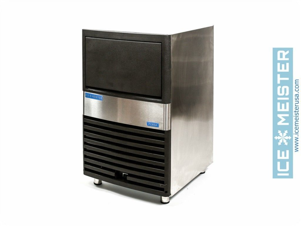 Used commercial ice maker ice cube for sale 114 ads in us for Ice makers for sale