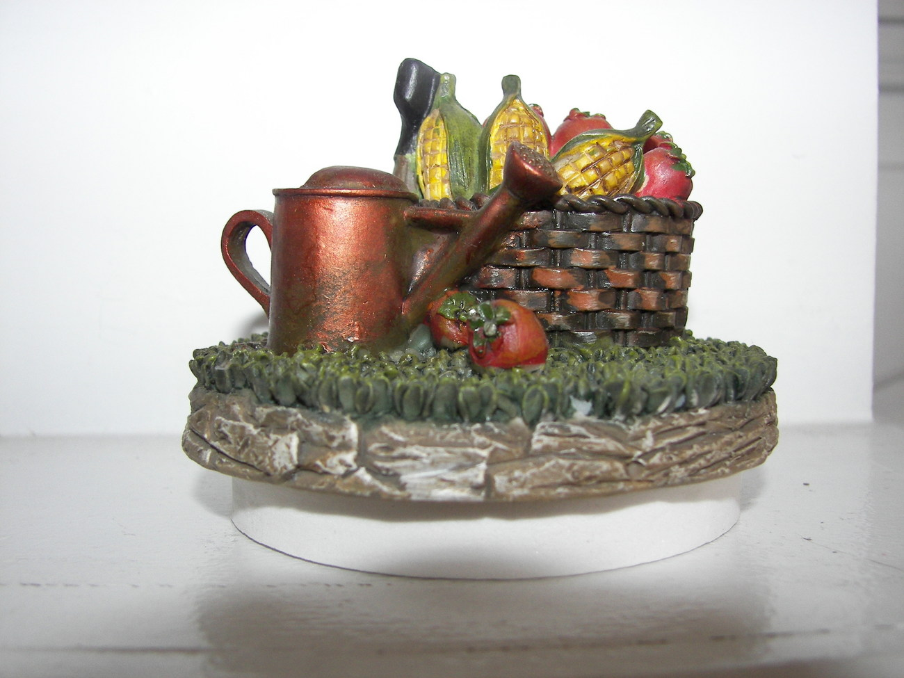Yankee Candle Basket Candle Jar topper Candle of Plenty ...