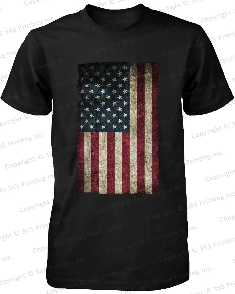 Fourth Of July Red White And Blue Shirts American Flag