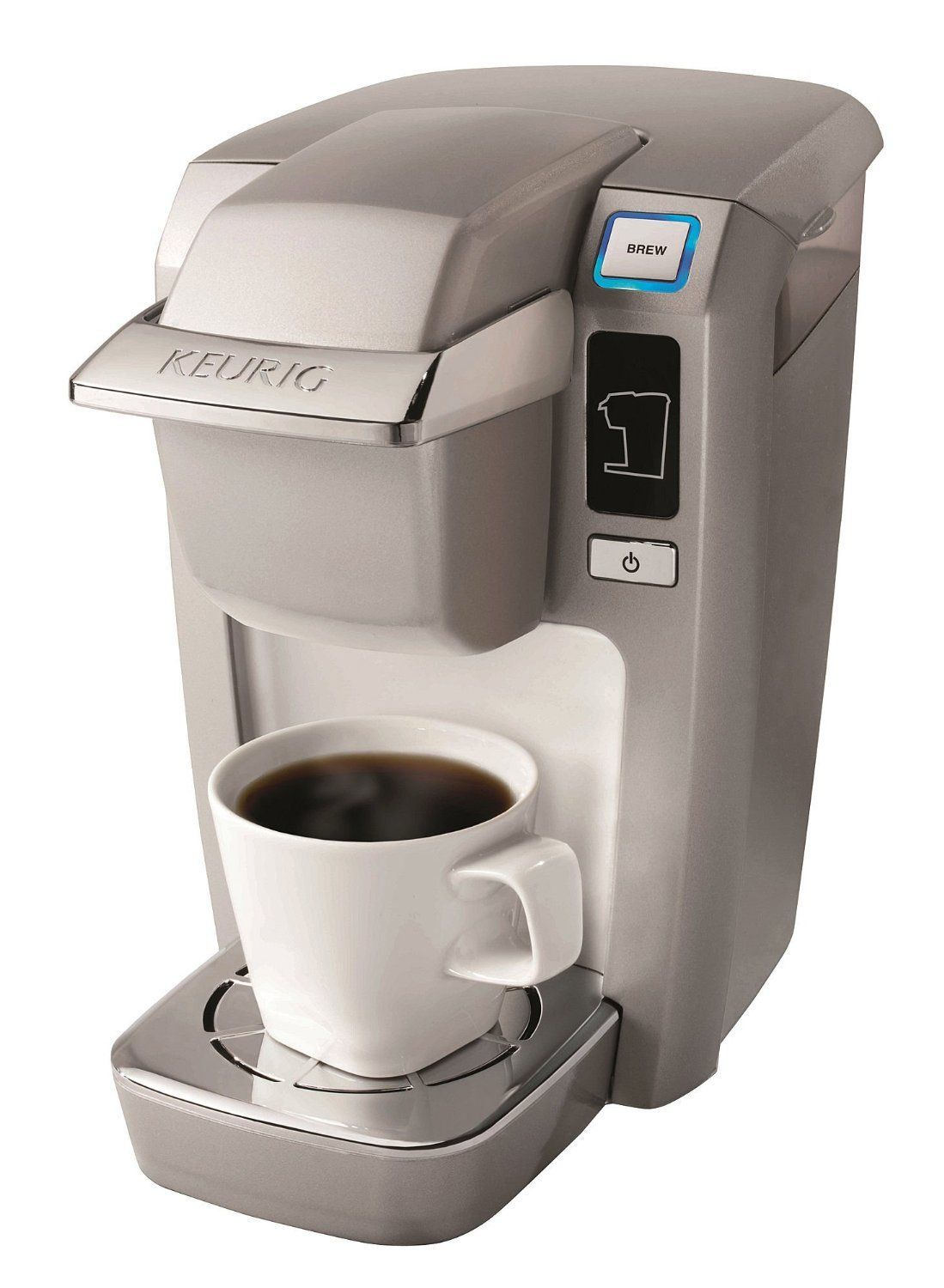 Keurig K10 Mini Plus Coffee Cup Brewing System Single