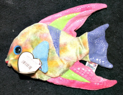 Used aruba for sale 95 ads in us for Fish beanie baby