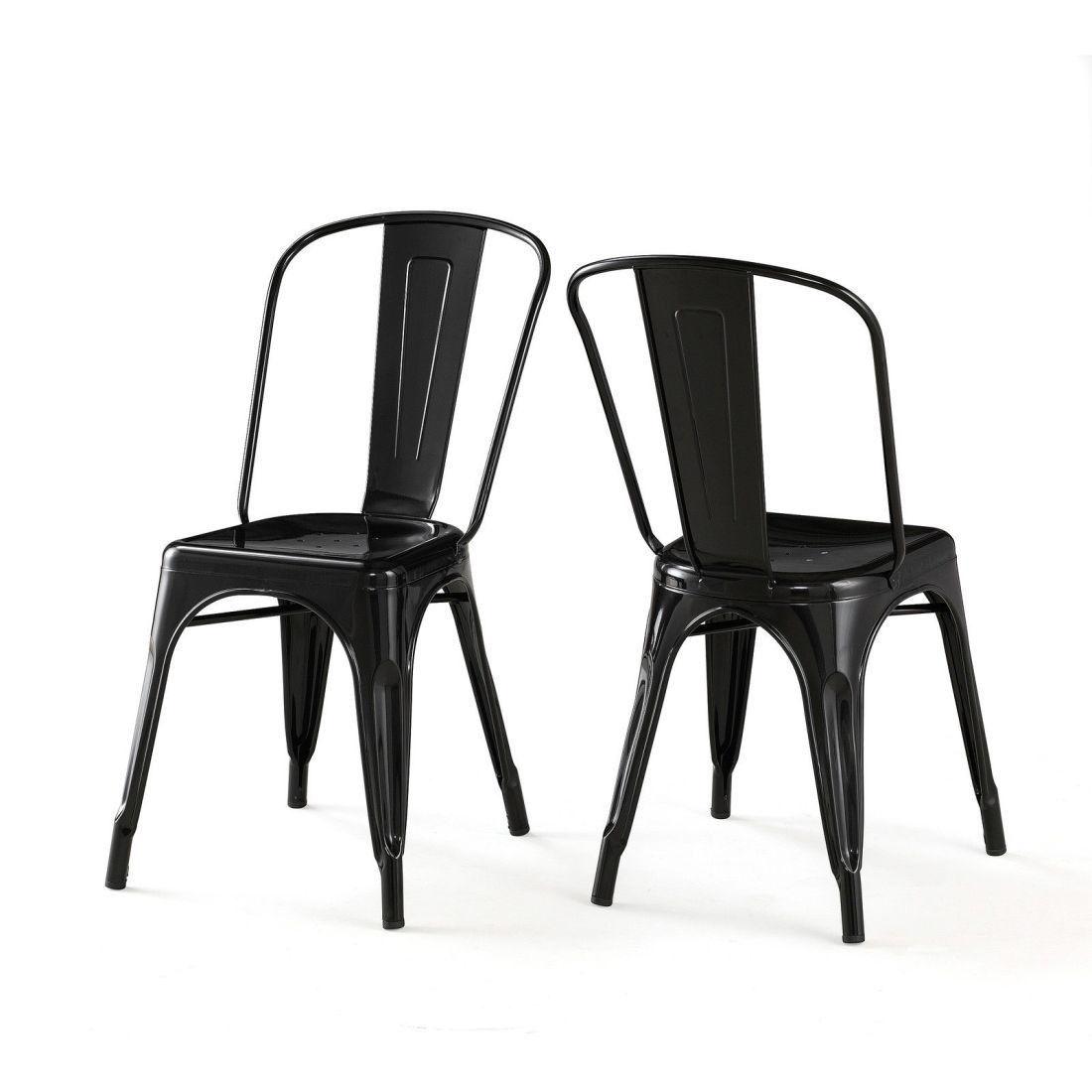 Black Metal Patio Chairs Image Pixelmari Com