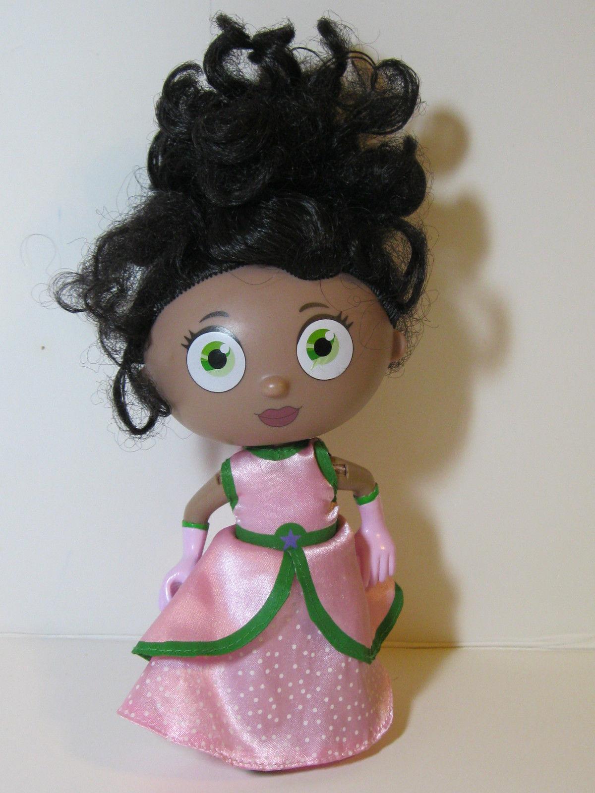 Super Why Princess Pea Princess Presto Pbs Kids Style