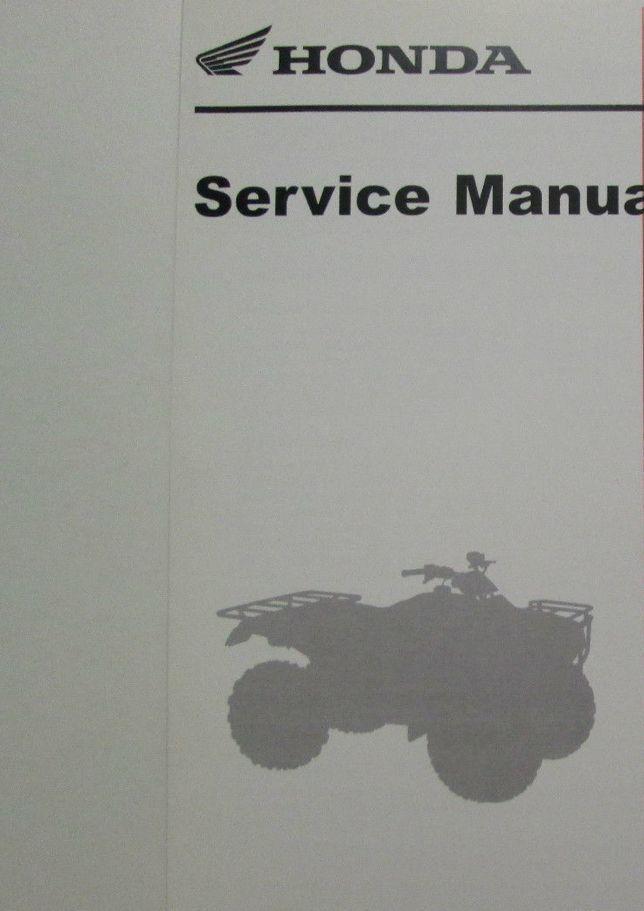 1982 1983 1984 Fl250 Fl 250 Odyssey Atv Service Shop