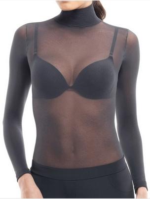 Black Nylon Shirt 33