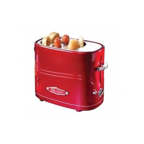 Electric Bun Warmer ~ Hot dog toaster pop up electric grill bun warmer retro