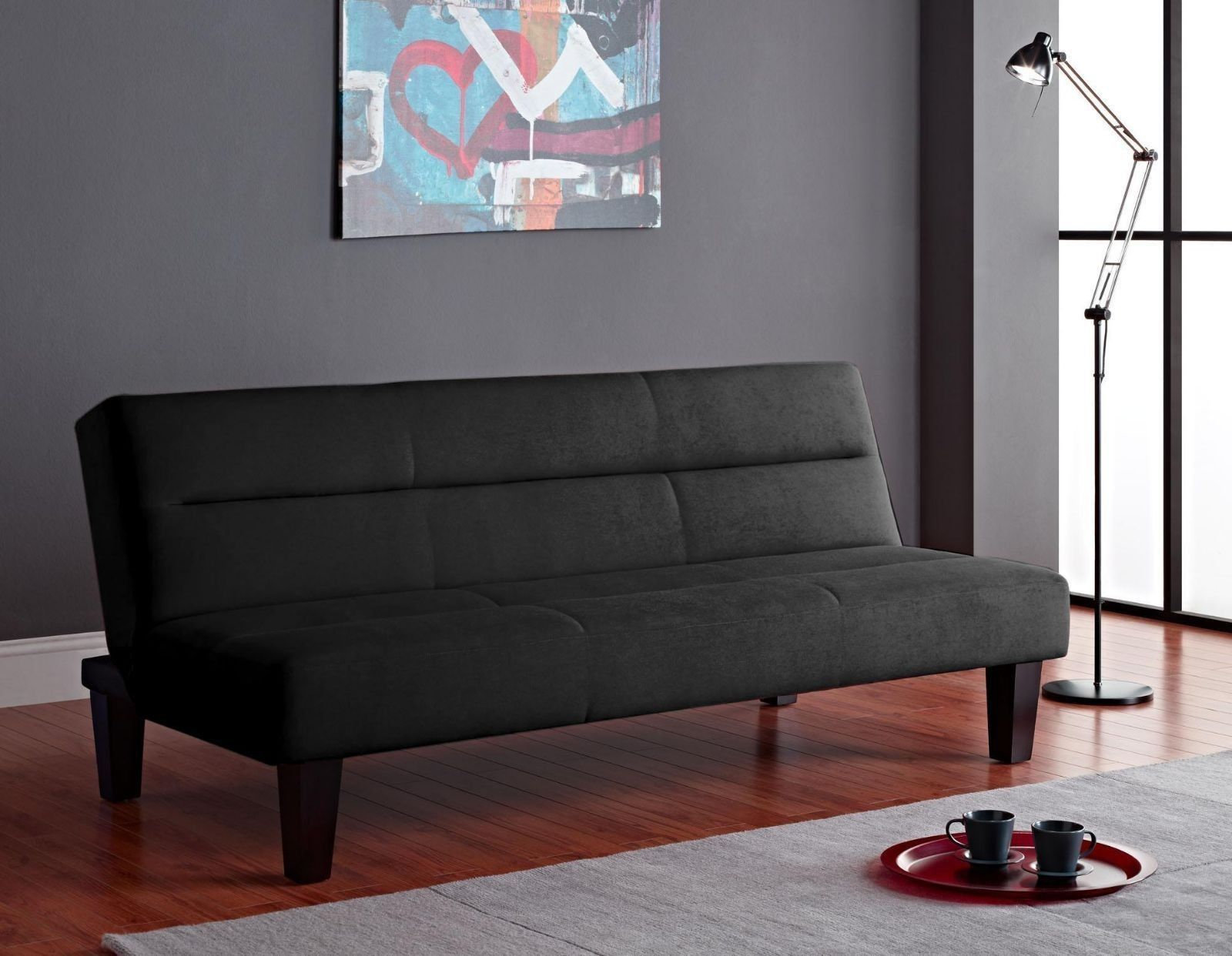 Futon sleeper sofa bed couch perfect for every space dorm modern styles futons frames covers - Best sleeper sofas for small spaces style ...