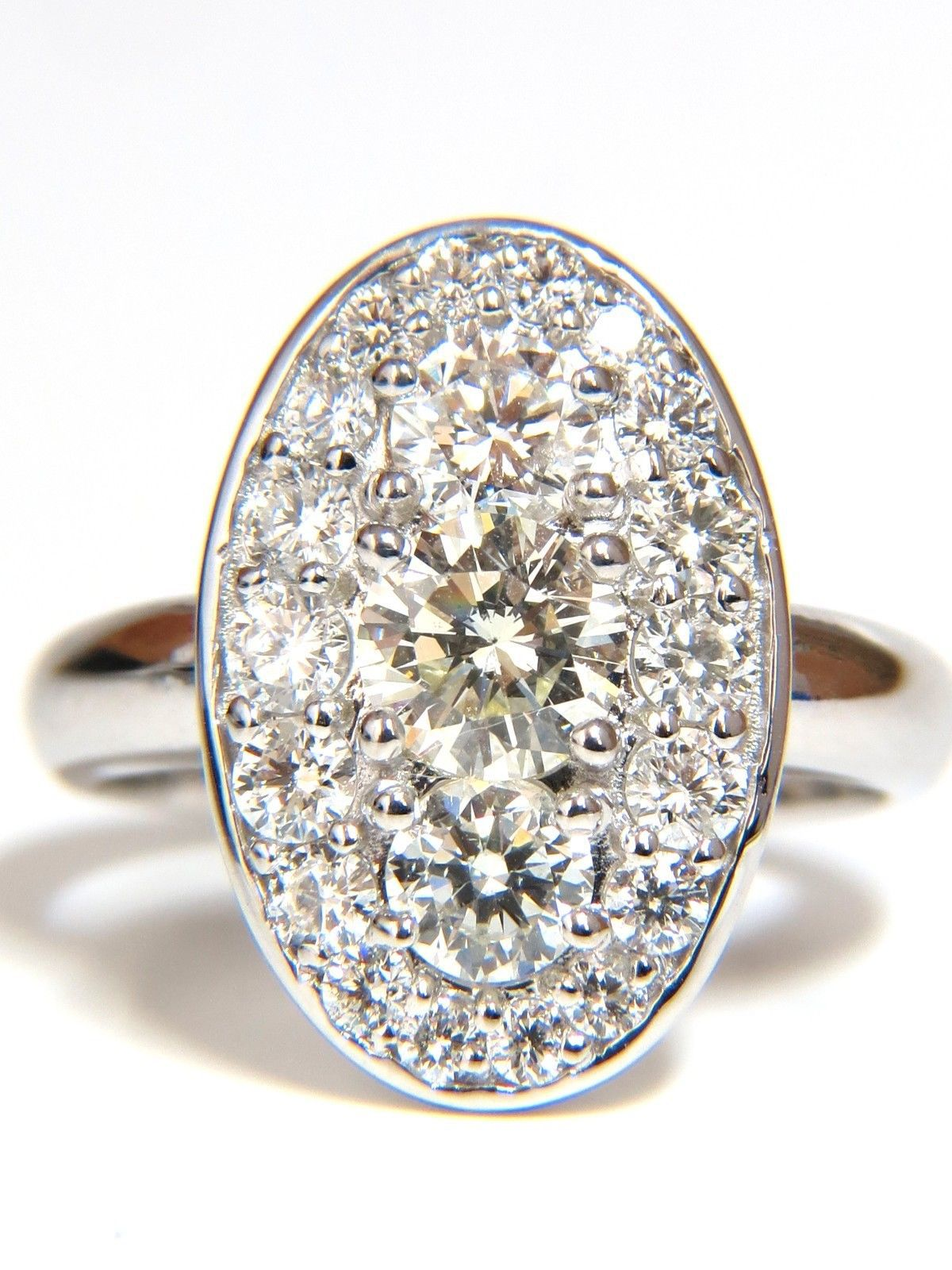 Elongated Cluster Ring