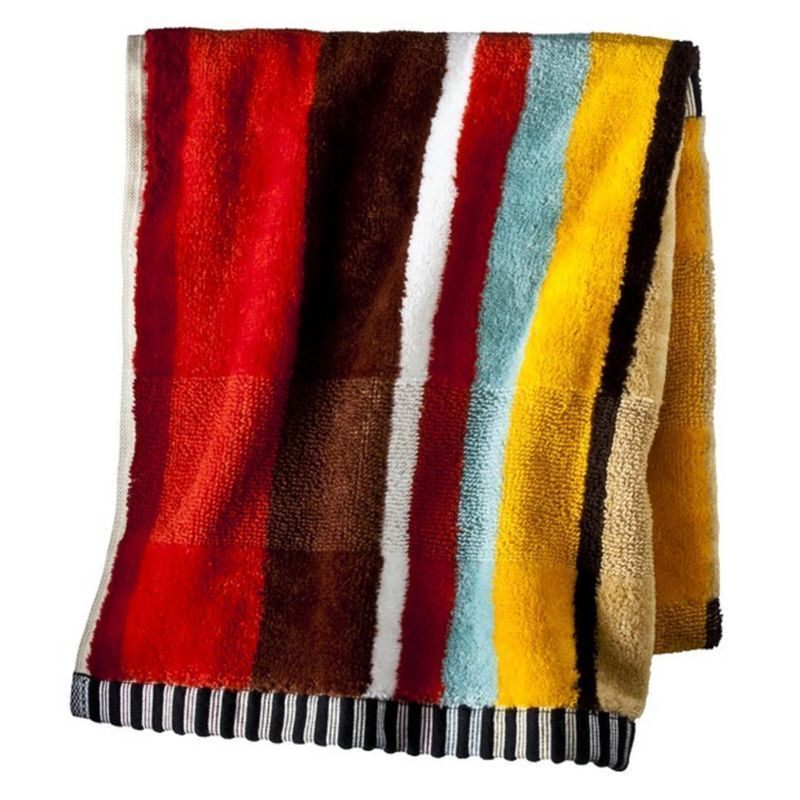 Missoni Home Target Large Bath Towel Colore Striped