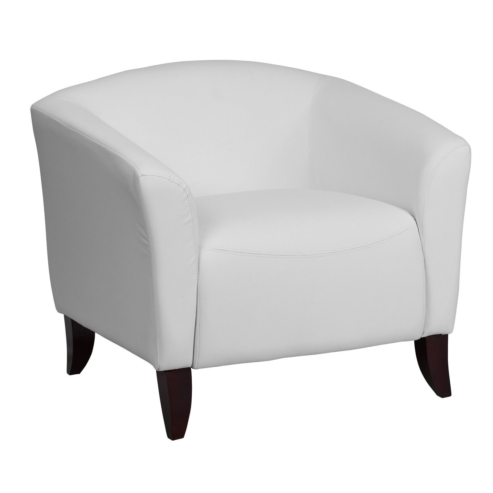 White Leather Office Chair Oprah