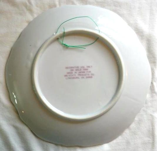 Decorative Wall Plates Nz : The lord s prayer vintage decorative wall plaque plate w