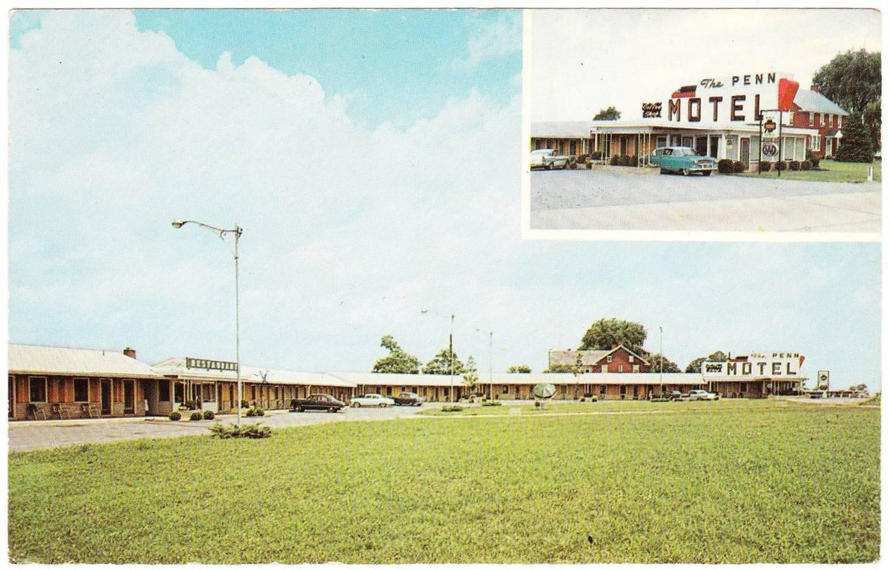 Motel  York Pa