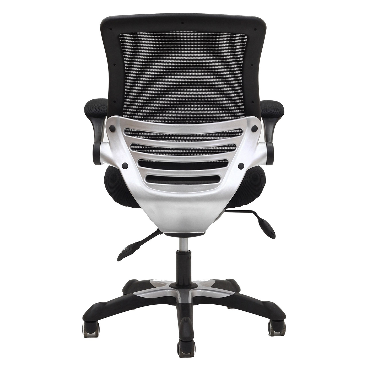 Office Computer Desk Swivel Chair With Mesh Back - Desks & Home Office